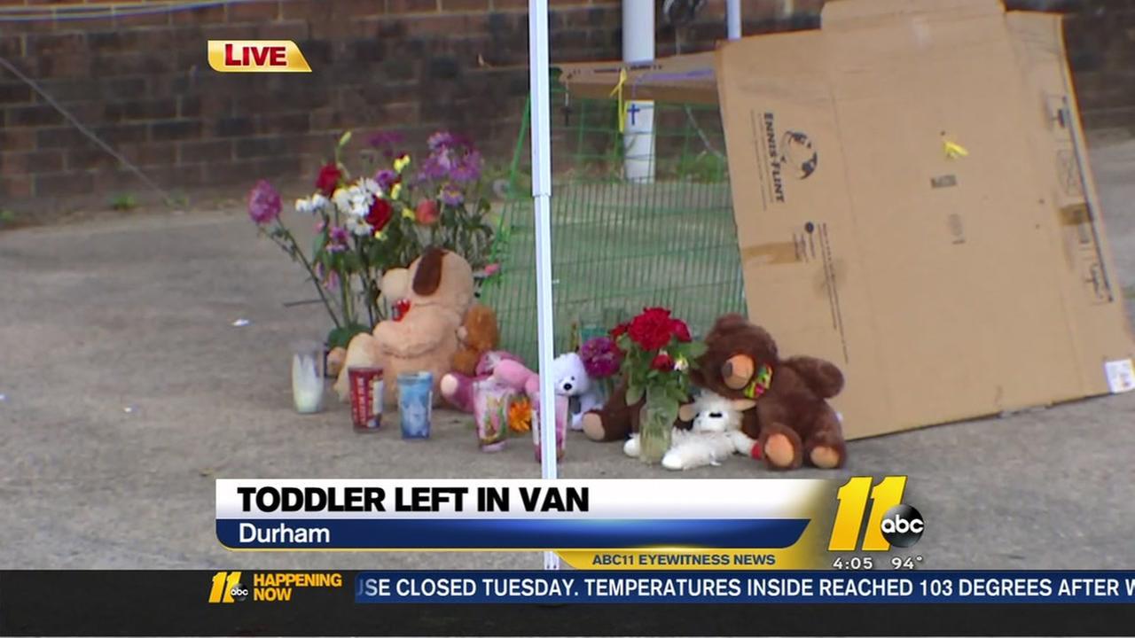 Parents of toddler left in van speak out