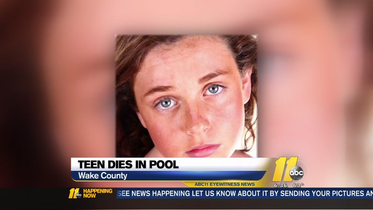 Students to honor classmate found dead in Raleigh pool