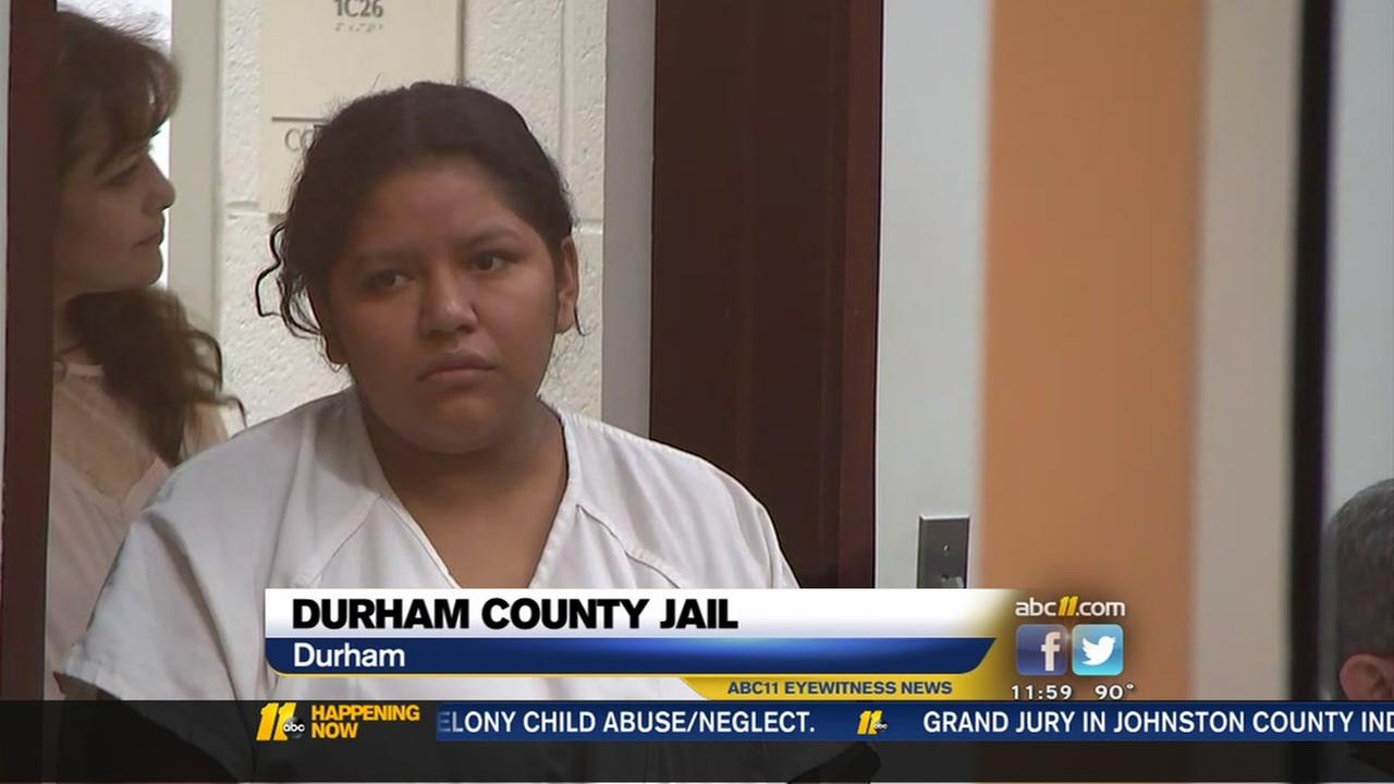 Bond increased for mother charged with leaving child in van