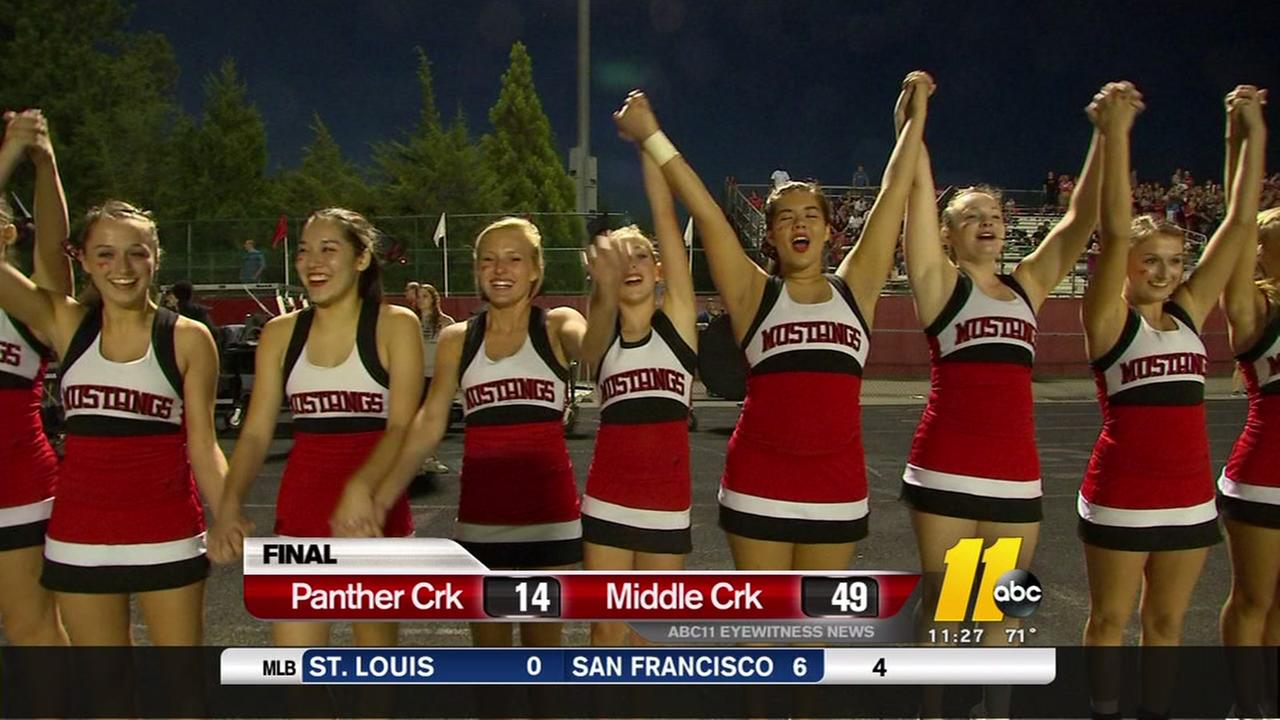 Friday night football highlights