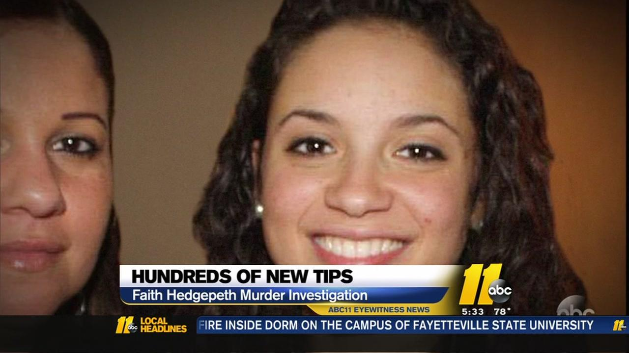 Hundreds of tips pour in after TV special
