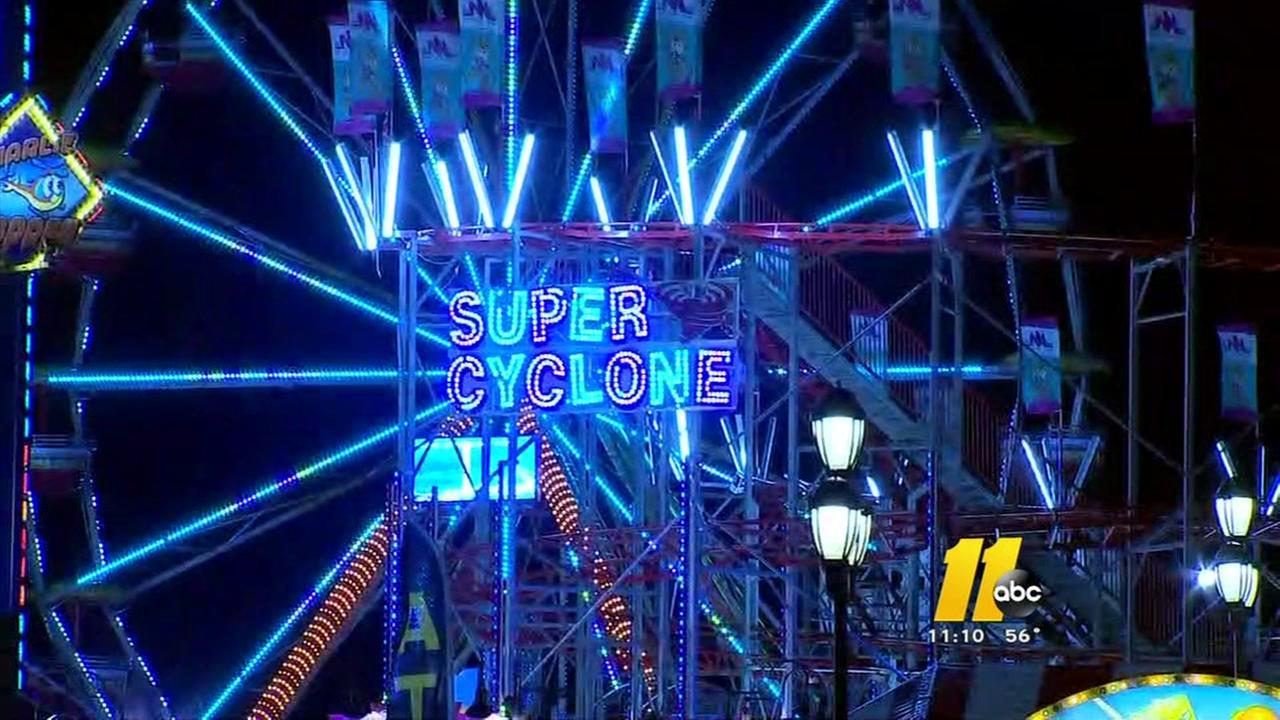 Hurricane Matthew overshadows NC State Fair