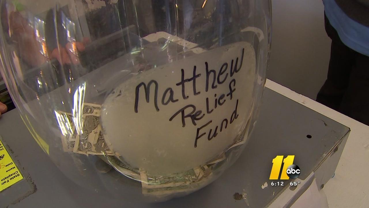 Food vendors at State Fair raising money for hurricane victims
