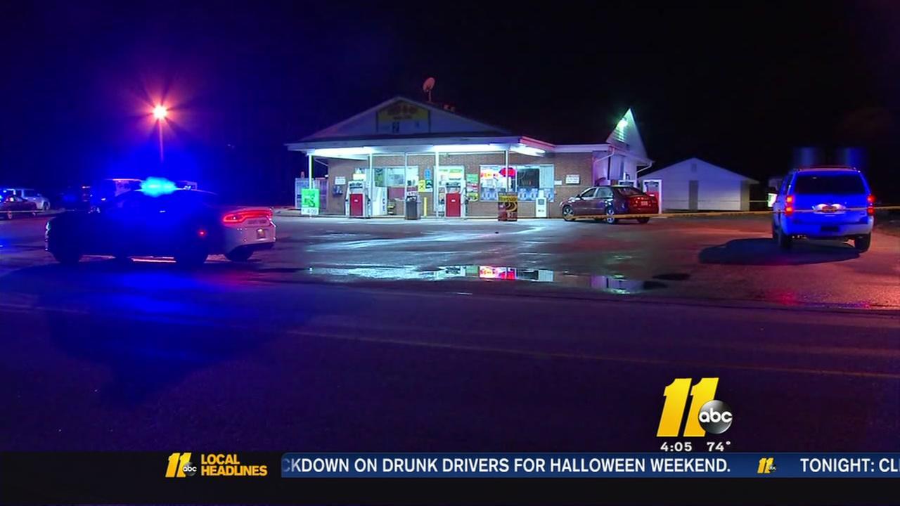 Store clerk killed