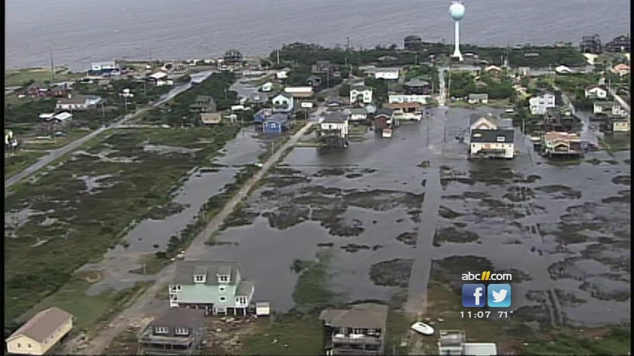 Panama City Beach Hurricane Damage