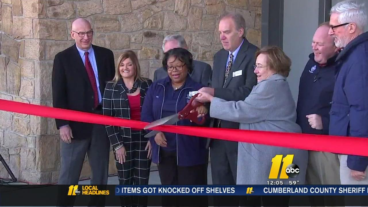 Food Bank moves to new location