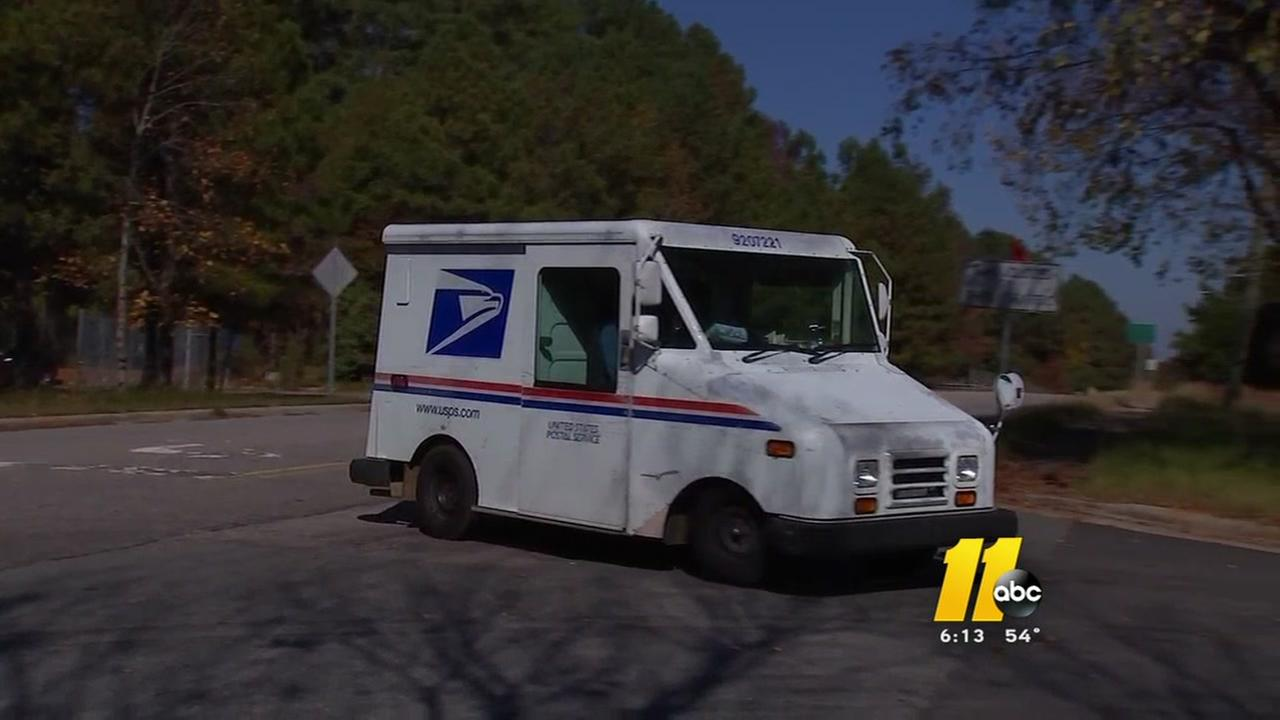 Complaints pour in to ABC11 about mail delivery