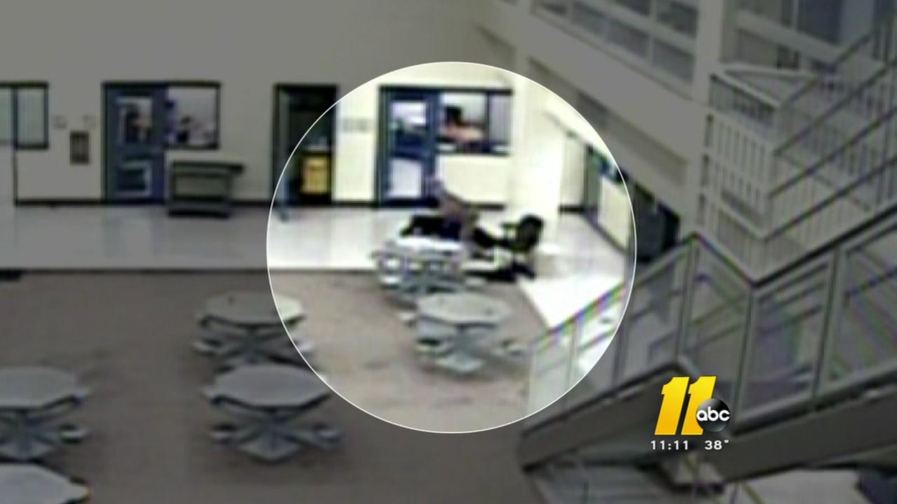 Female employees recall brutal inmate attacks at Raleigh prison