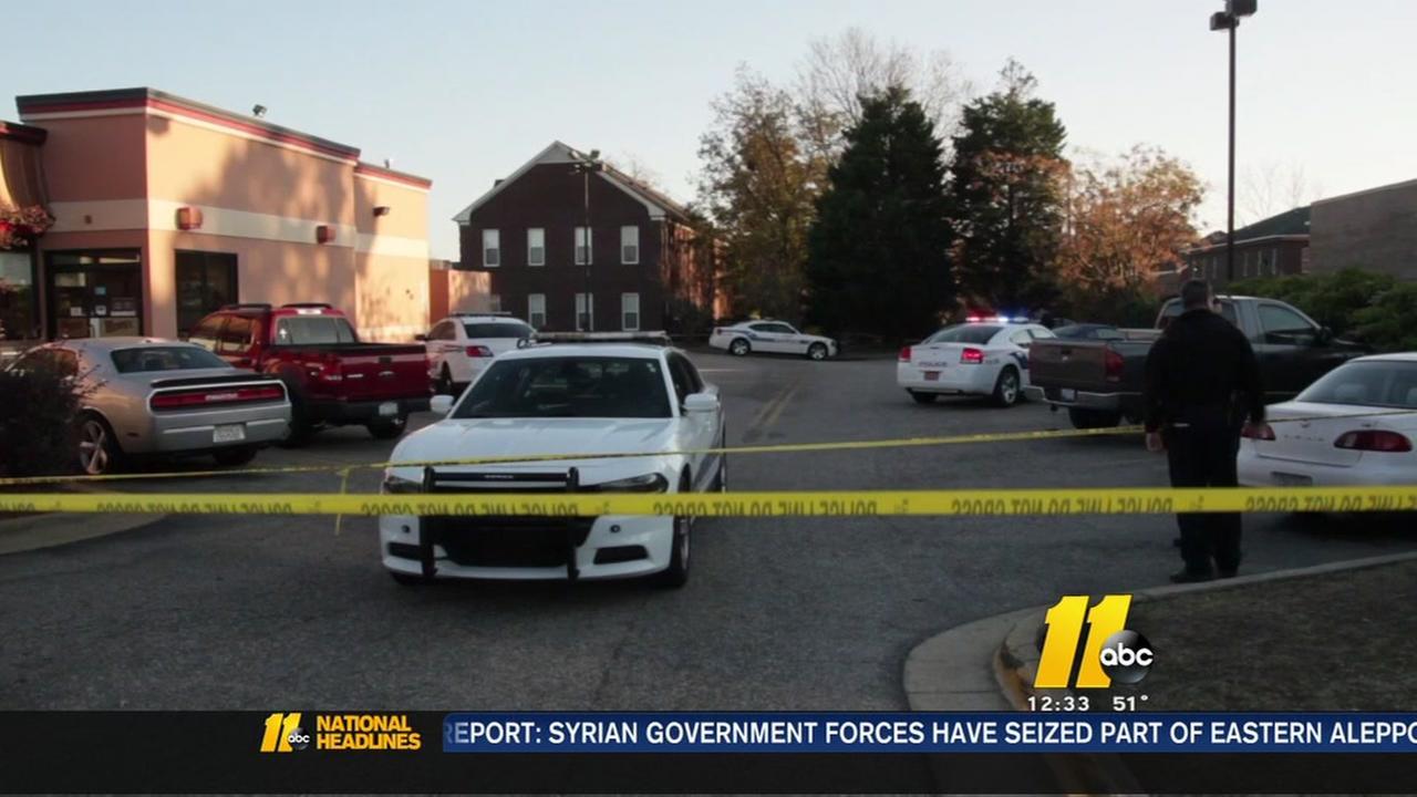 1 dead, 2 injured in shooting