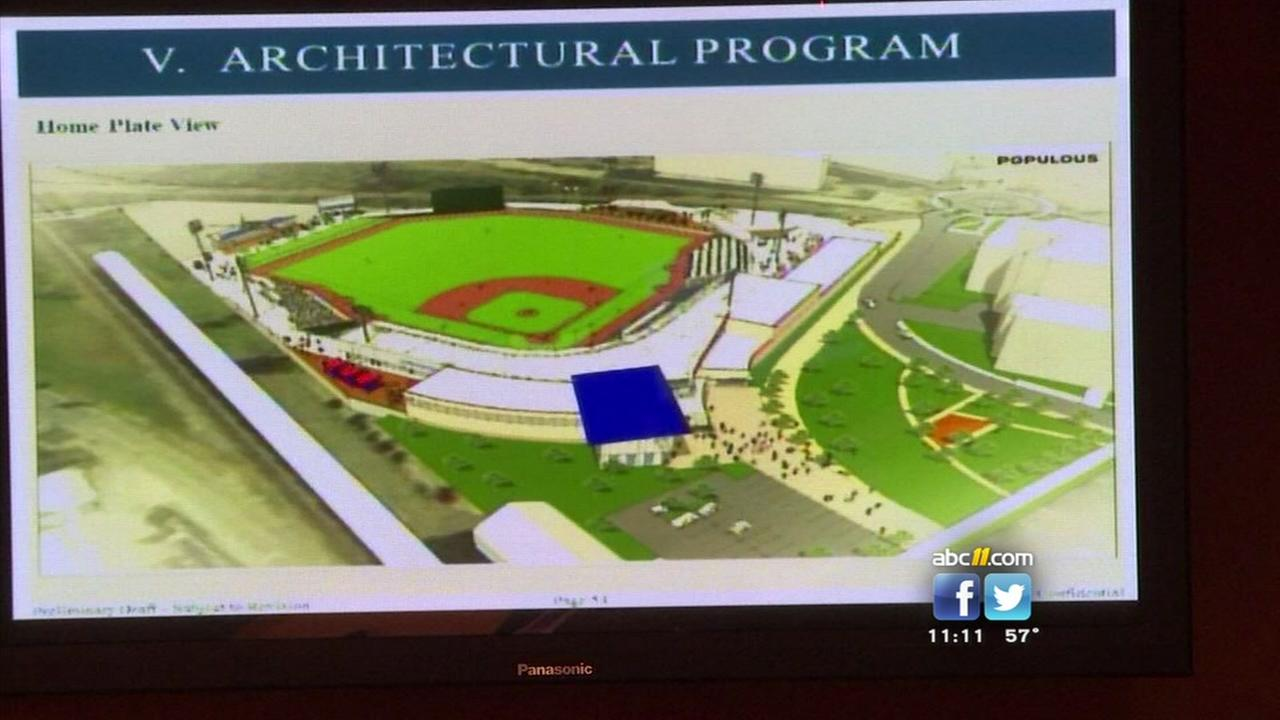 Some in Fayetteville balk at cost of proposed baseball park