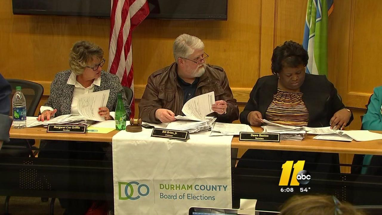 Durham County must quickly recount ballots