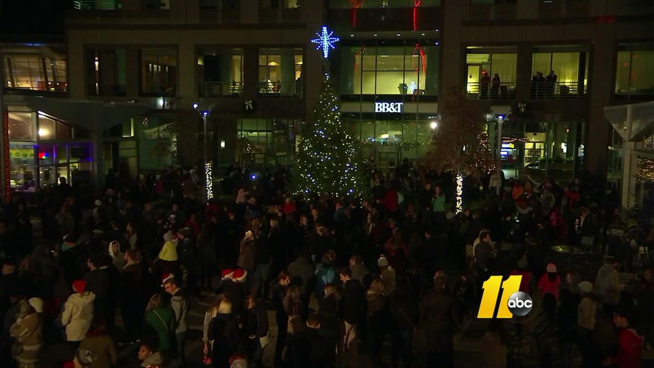 Ipreo Raleigh Winterfest 2016 special from ABC11