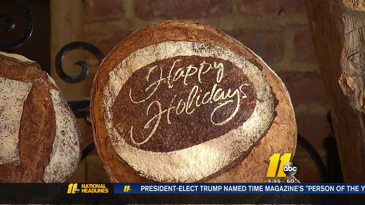 Local baker honored