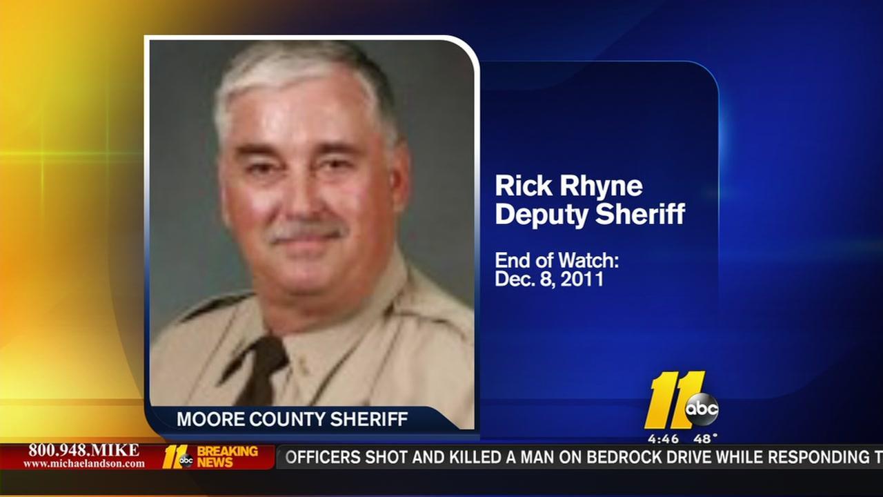 Remembering fallen Moore County deputy