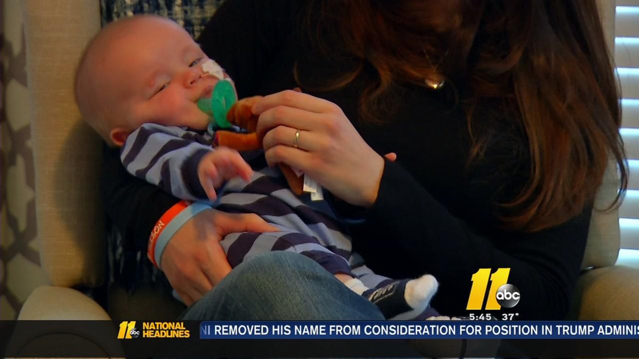 An update on a little boy who needed a bone-marrow match