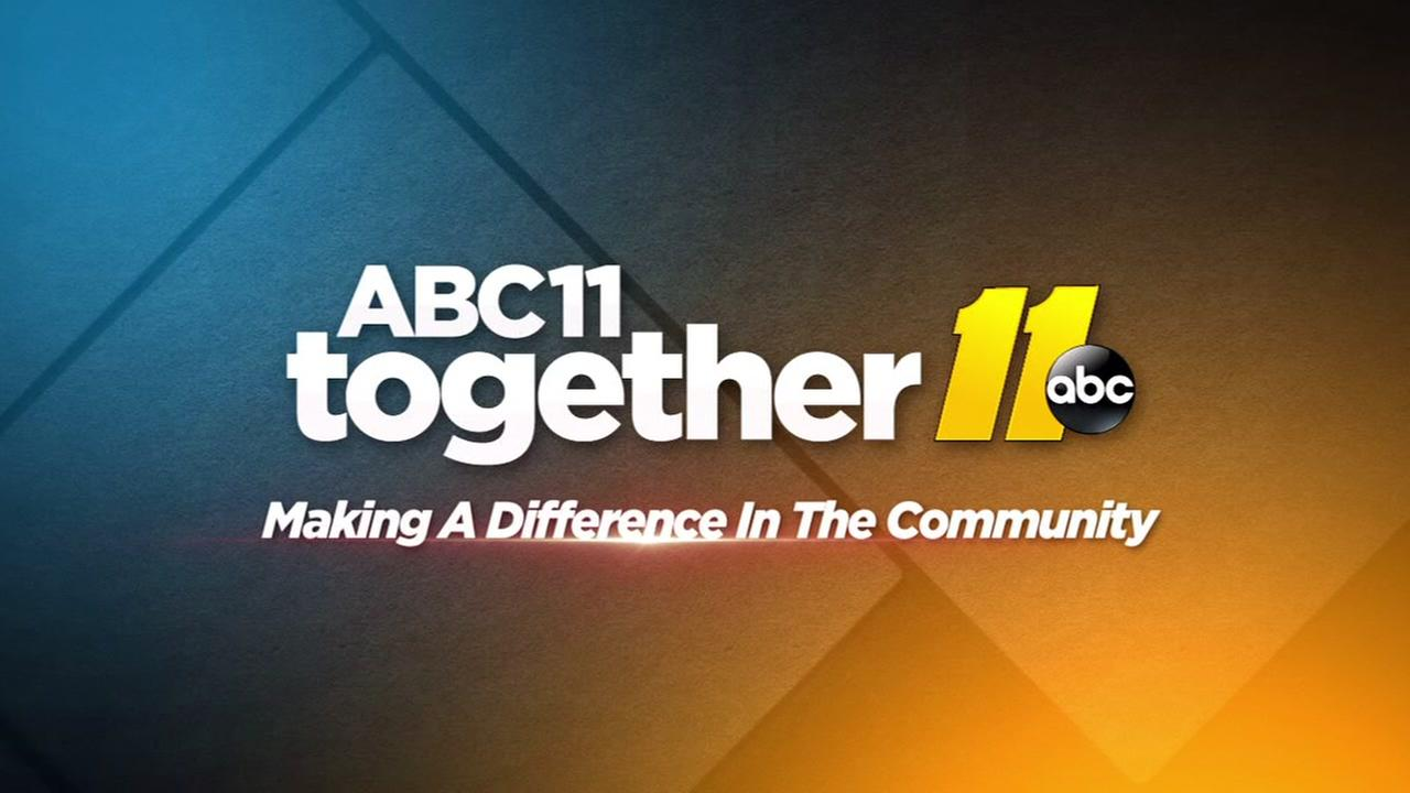 ABC11 Together makes a difference in the community