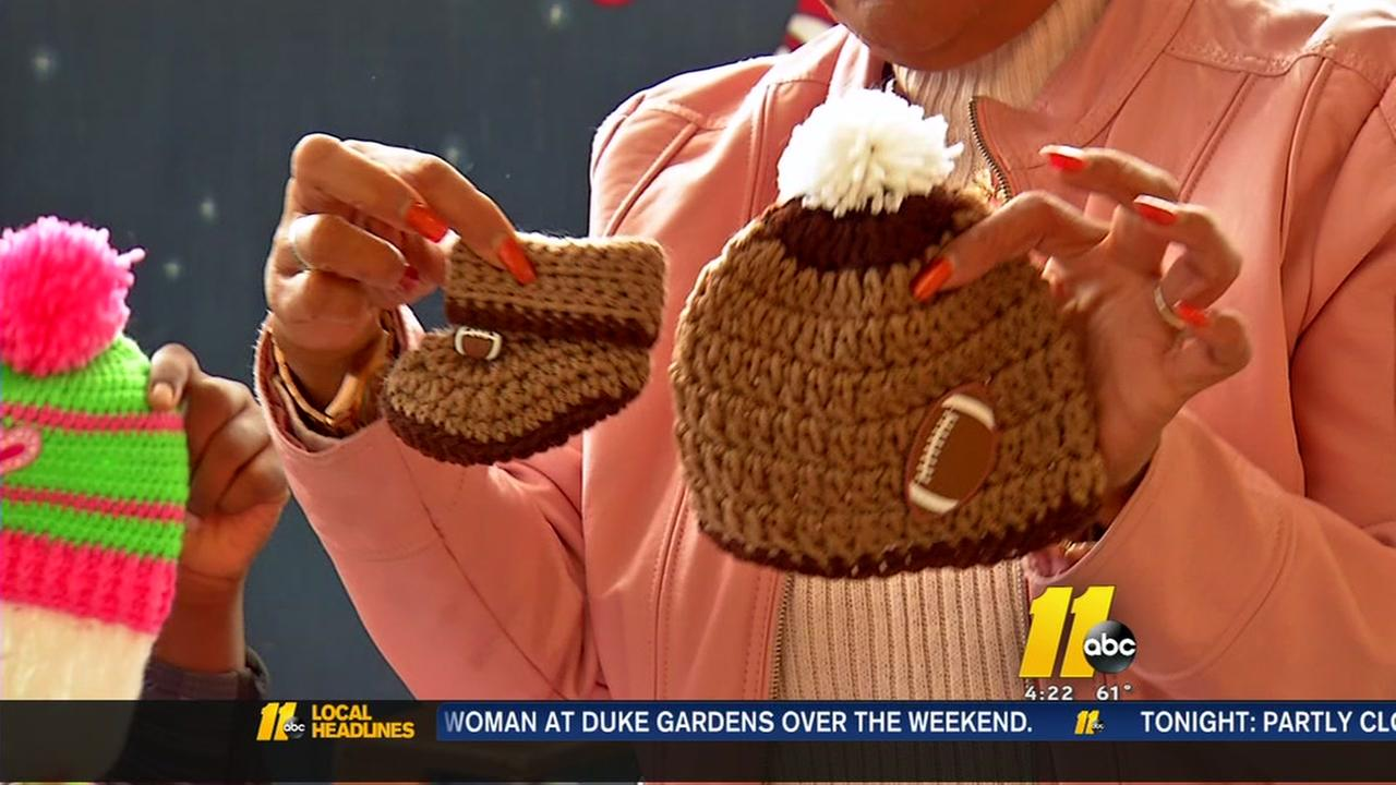 A heart- and head-warming tale: Hats for cancer patients