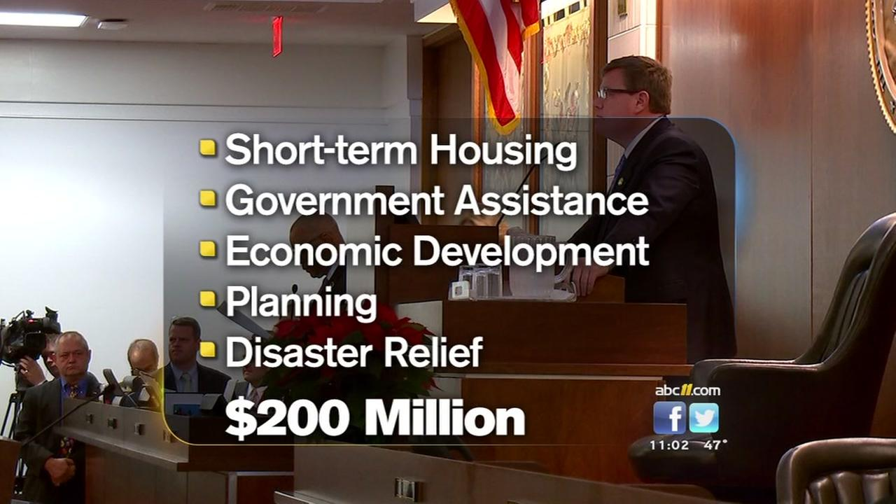 Special session opens, focuses on disaster relief