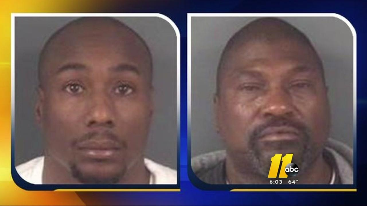 Two charged in Fayetteville womans death