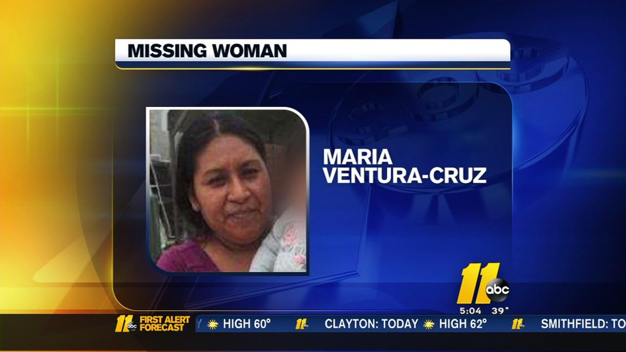 Search for missing Sampson County woman