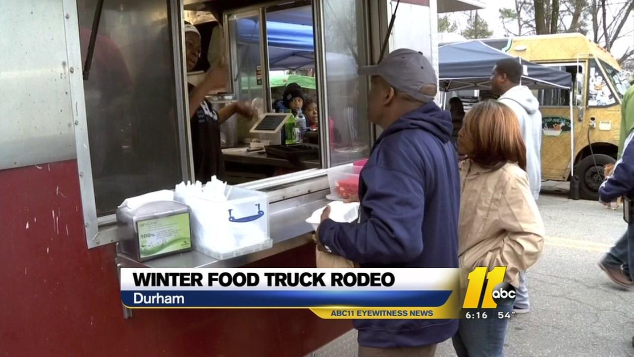 Food Truck Rodeo returns to Durham