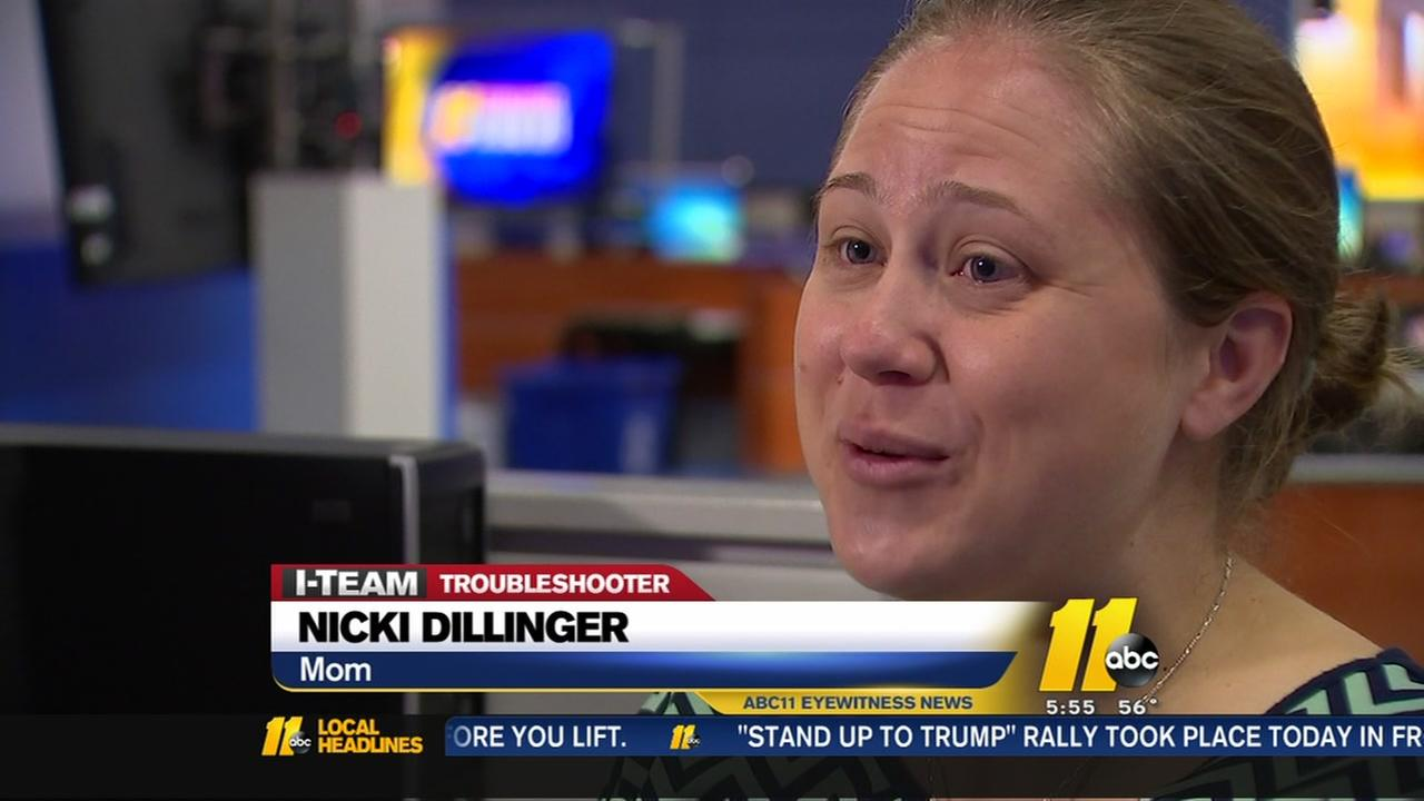 Raleigh mom has warning for others about personal info online