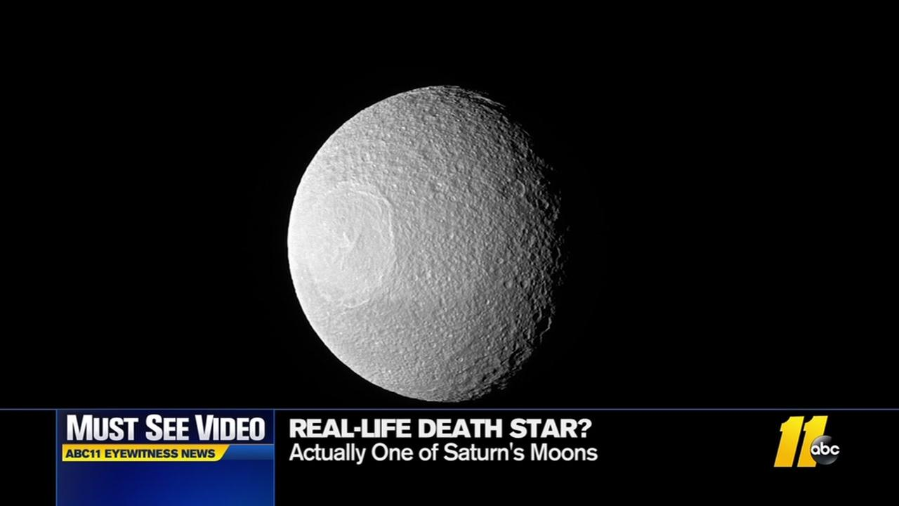 Must-see video: Real-life death star?