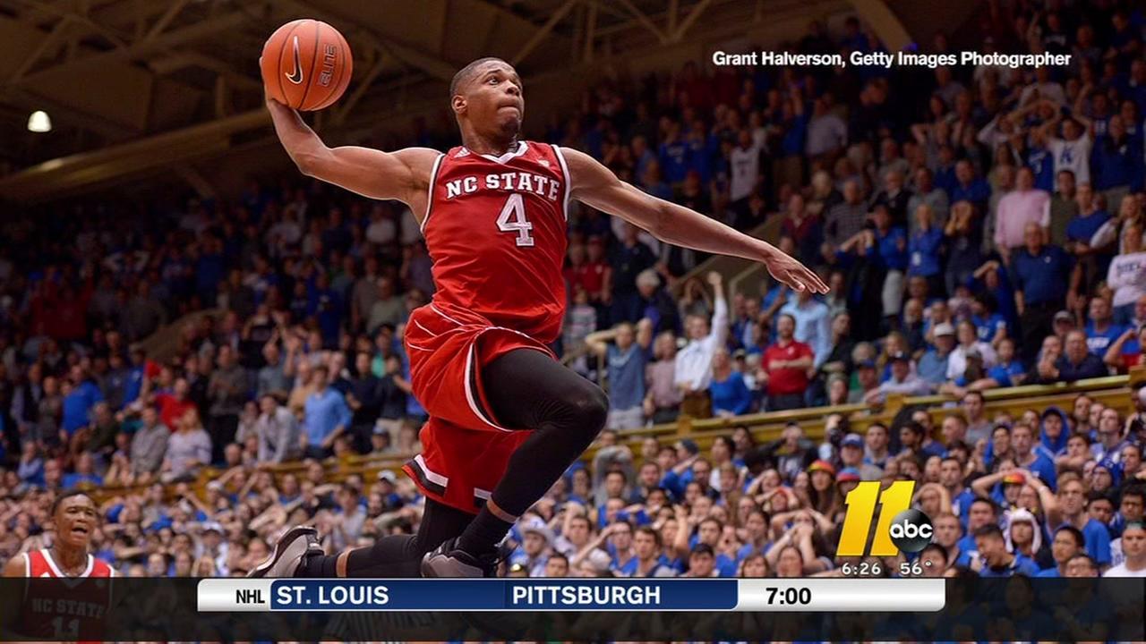 Photographer perfectly captures Dennis Smith Jr. dunk