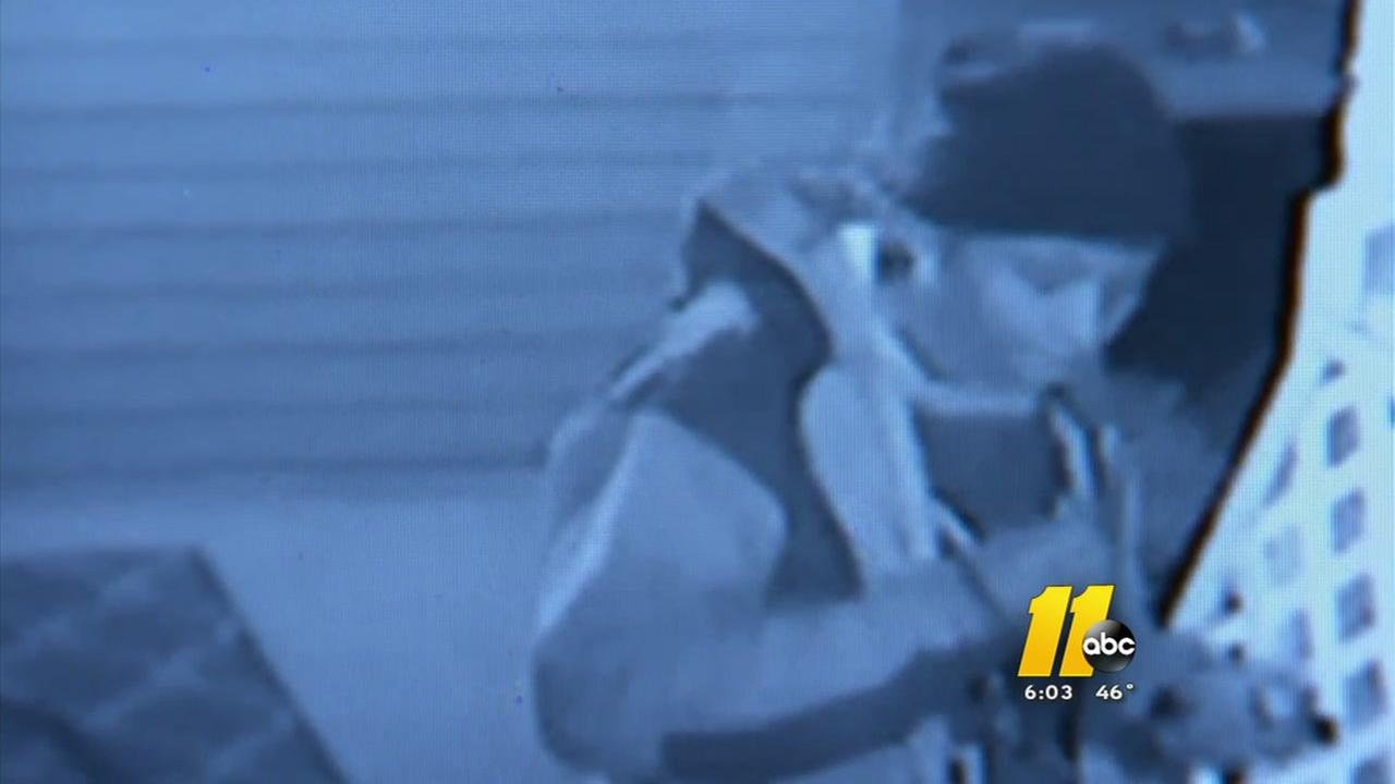 Cary police searching for robbery suspect