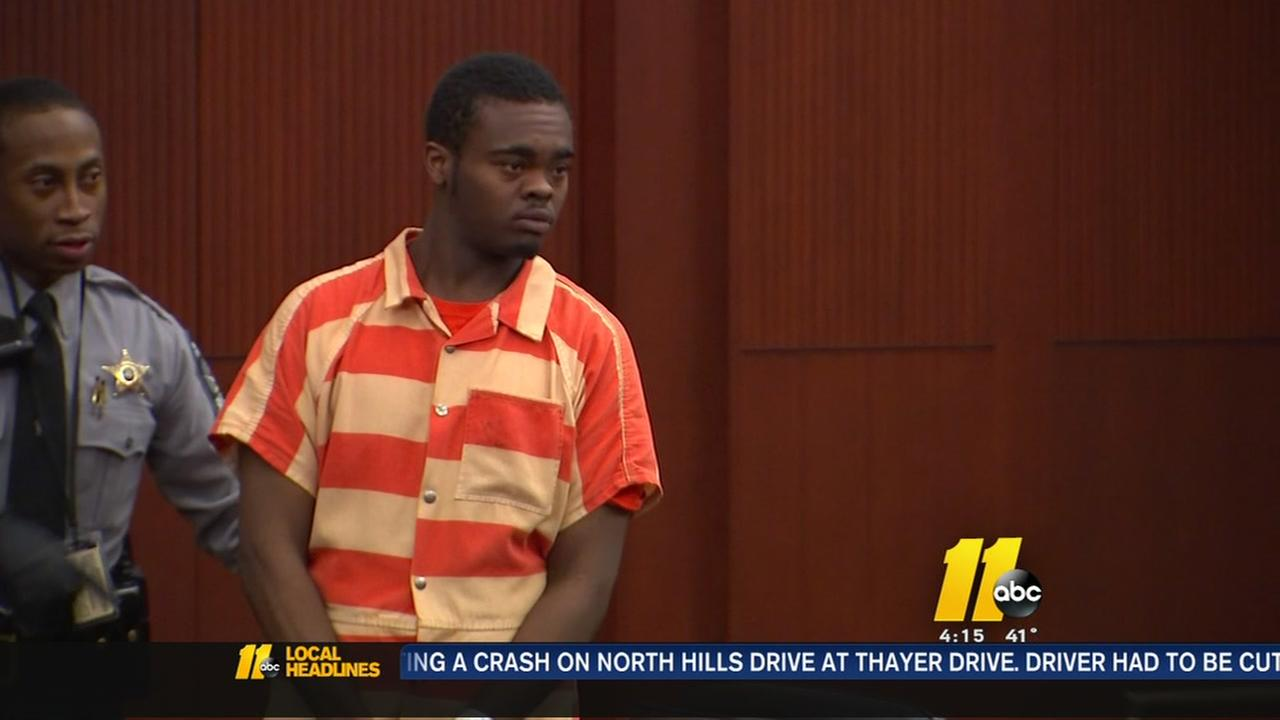 Raleigh man charged with attempted rape