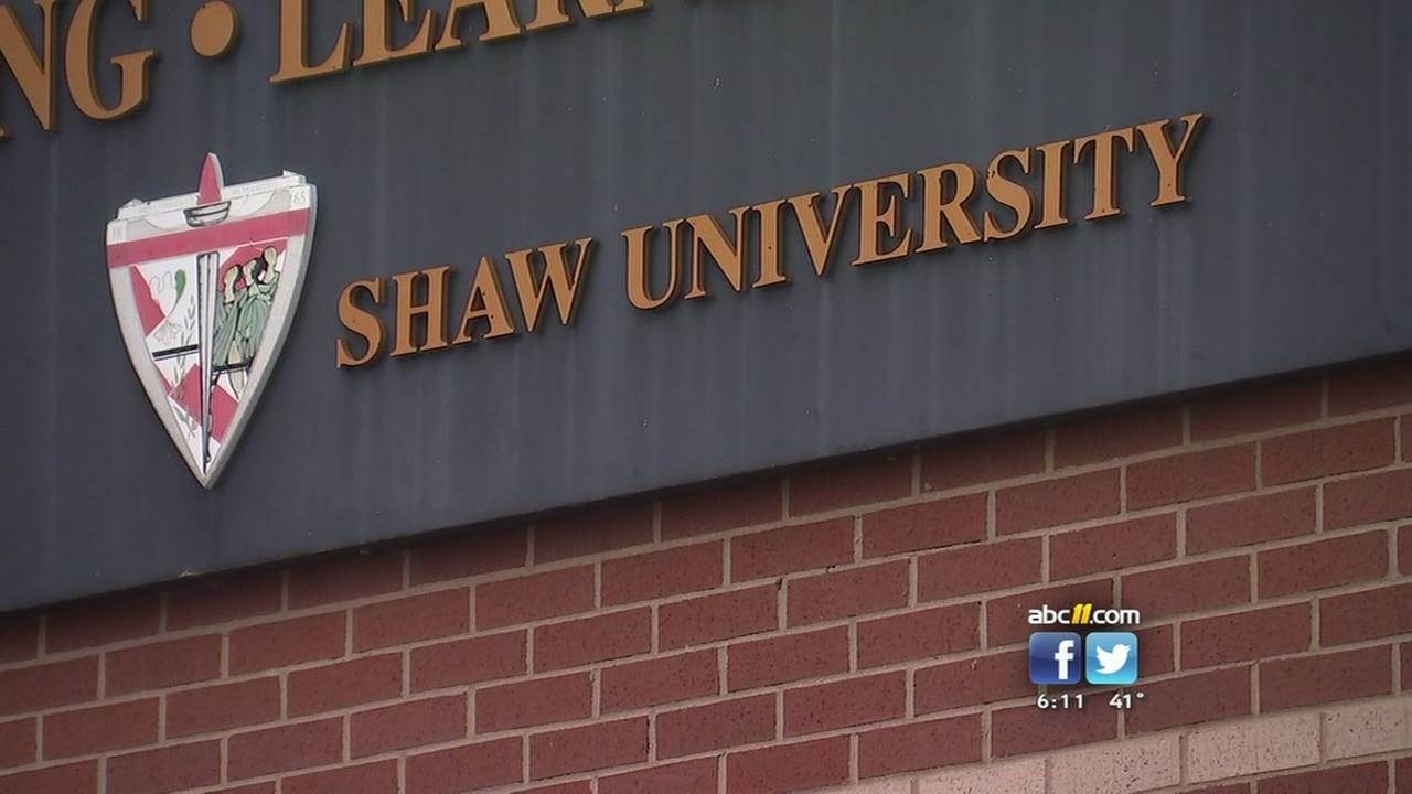 Does Shaw University need a Raleigh PD substation?