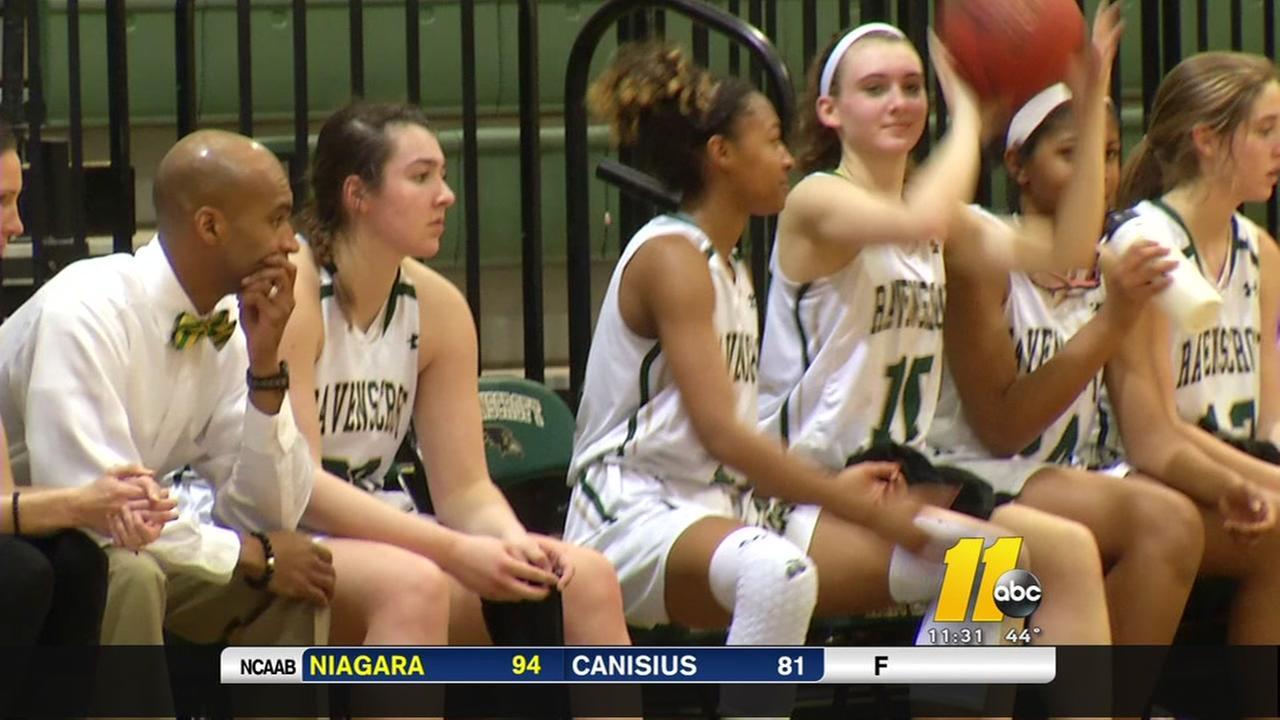 History-making trio celebrates basketball triumph