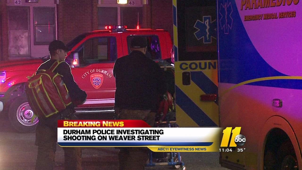 Man Shot In Durham Drive By On Weaver Street Abc11 Com