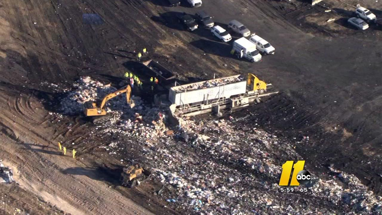 Durham Pd Investigation Leads To Sampson County Landfill Abc11 Com