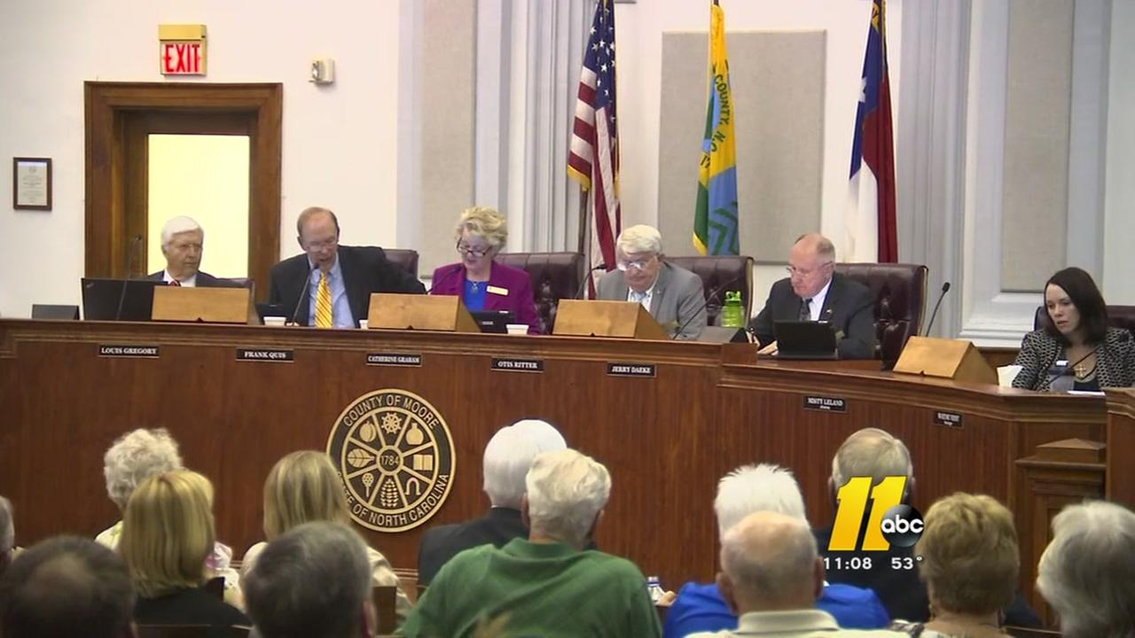 Moore County commissioners wont join Woodlake Dam fight