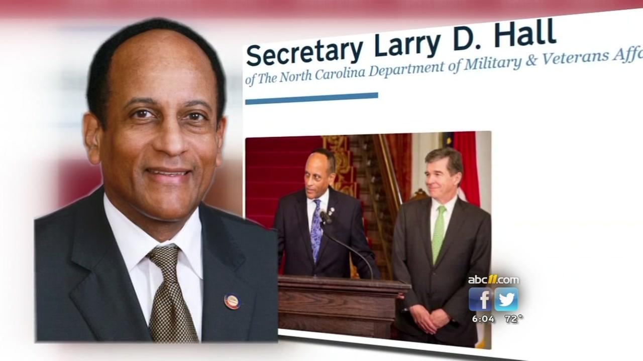 Senate Repubilcans vote to subpoena Sec. Larry Hall