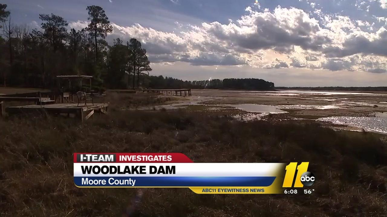 Court date set for owners of Woodlake Dam