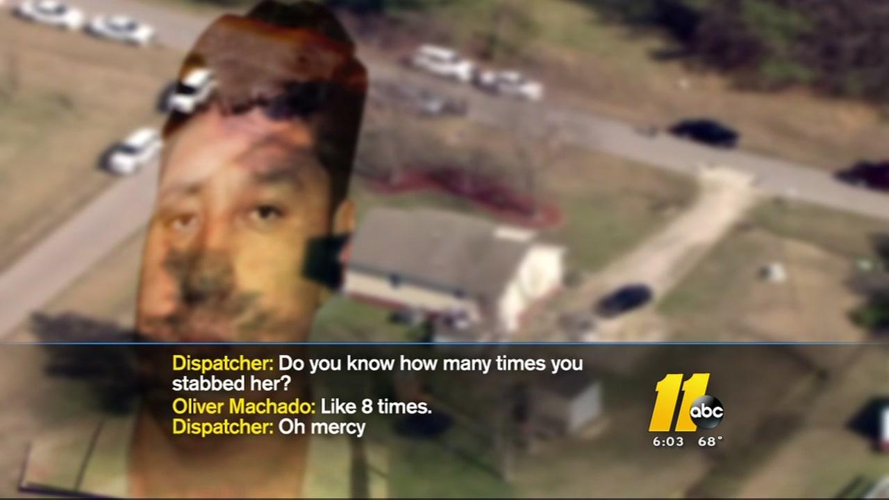 Chilling 911 call in Franklin County murder