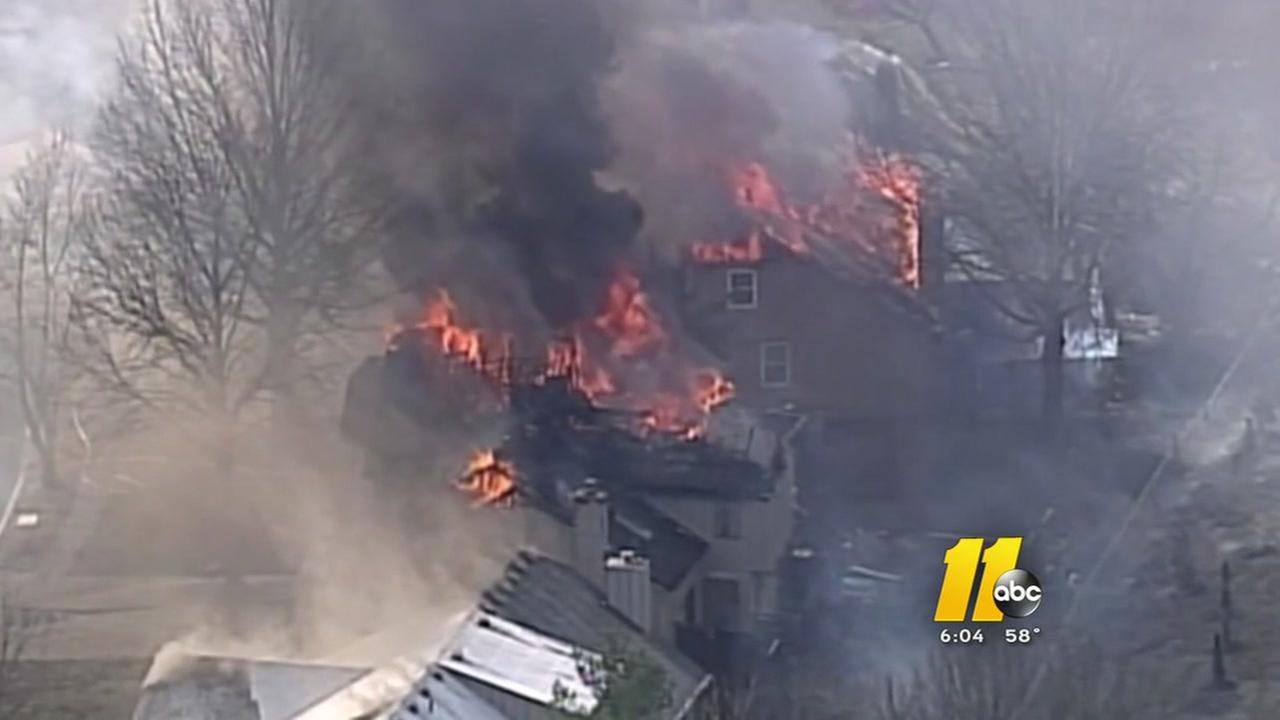 A closer look at construction fires