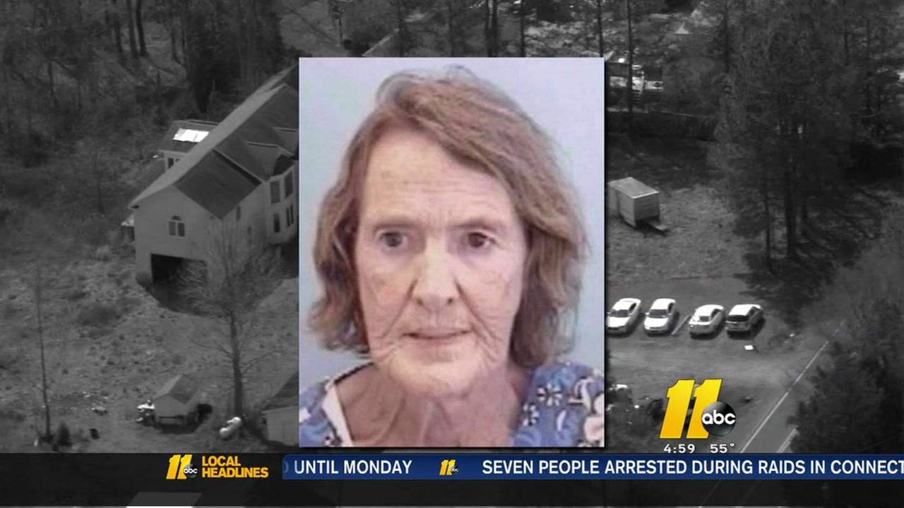 Body found behind home of missing woman