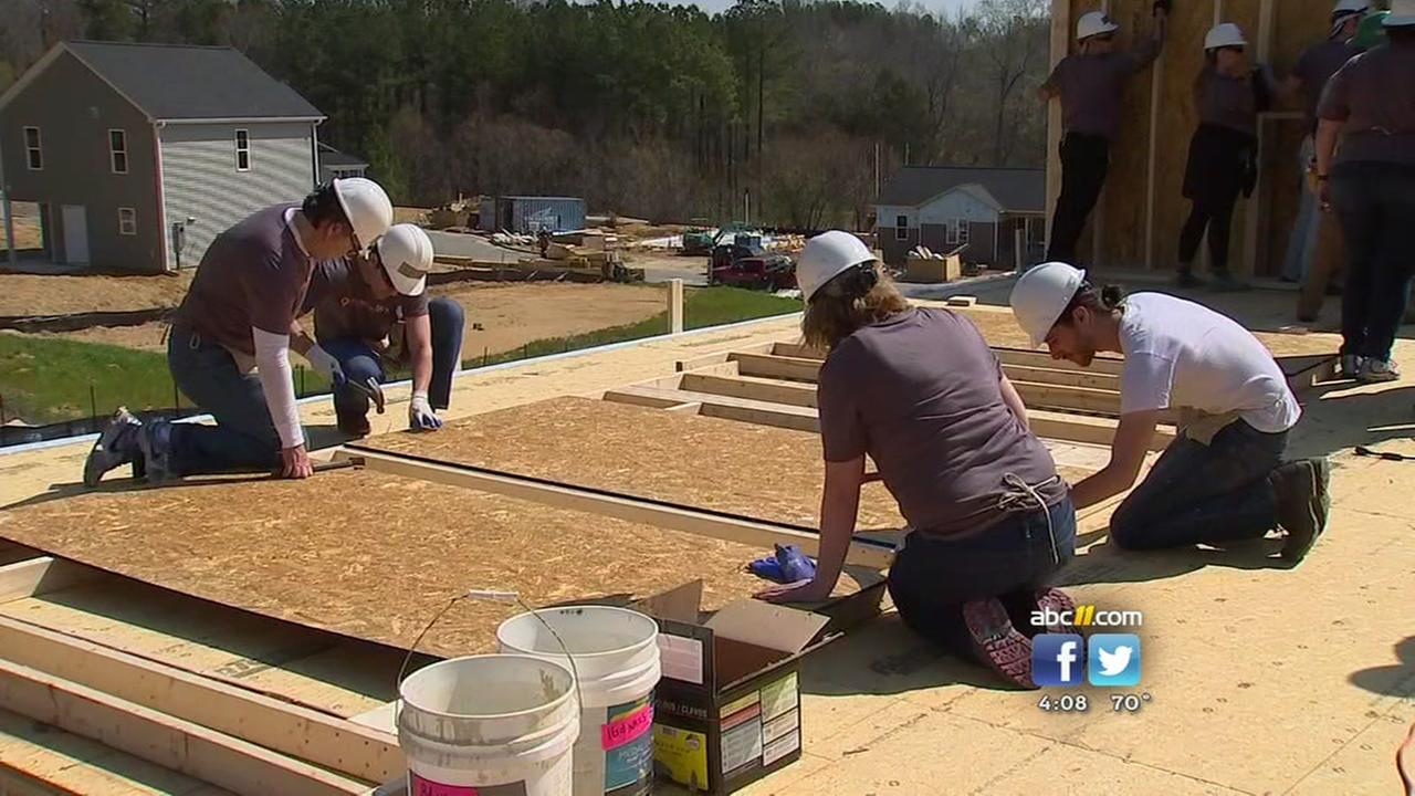 Wake County bus driver getting a home of her own