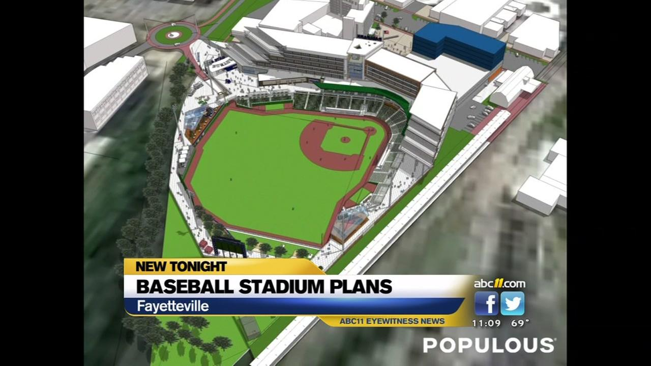 Fayetteville gives final approval to new baseball stadium
