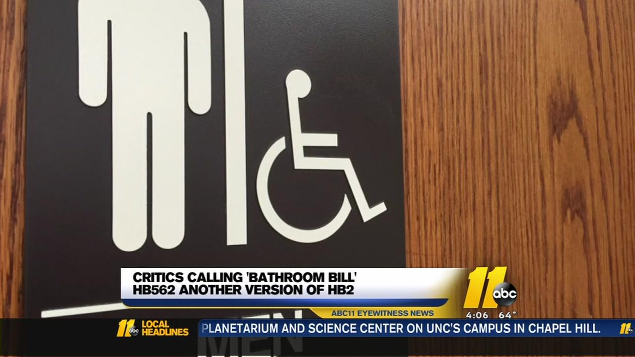 Critics say HB562 another version of HB2
