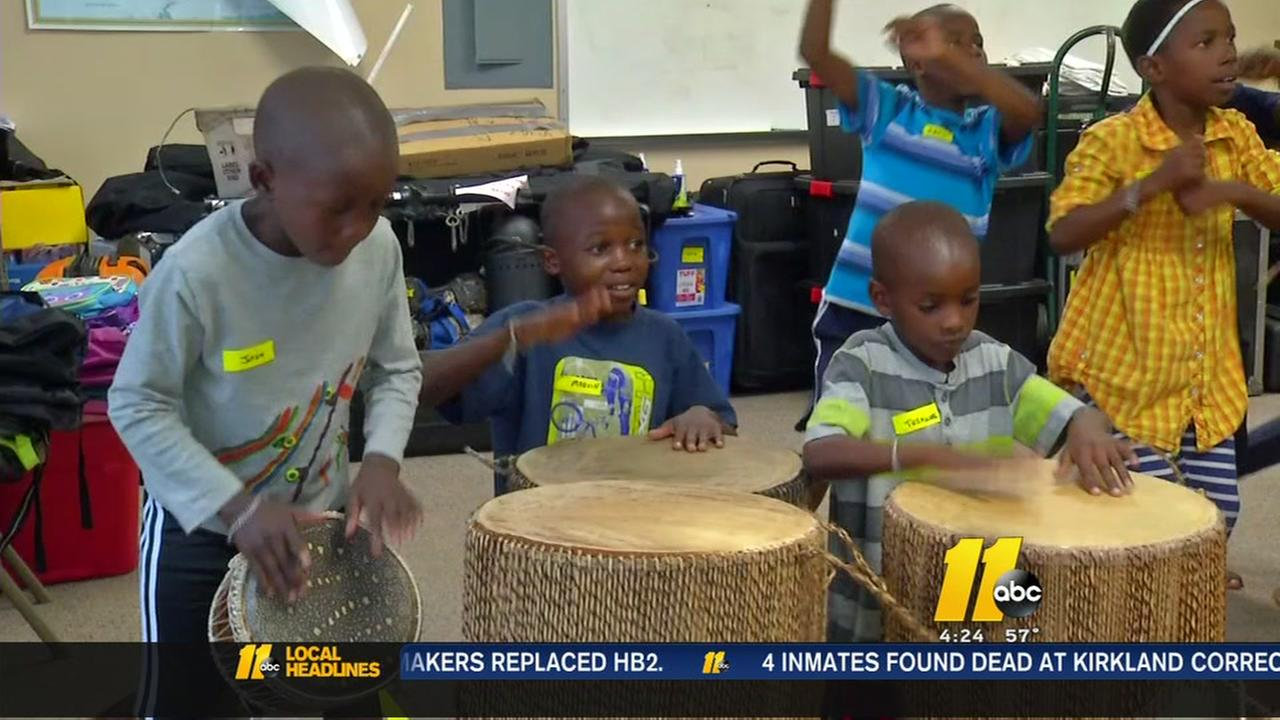 African Childrens Choir comes to NC