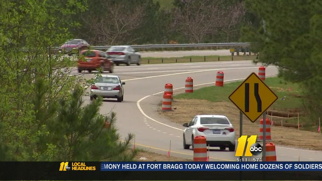 Will red lights ease traffic in Raleigh