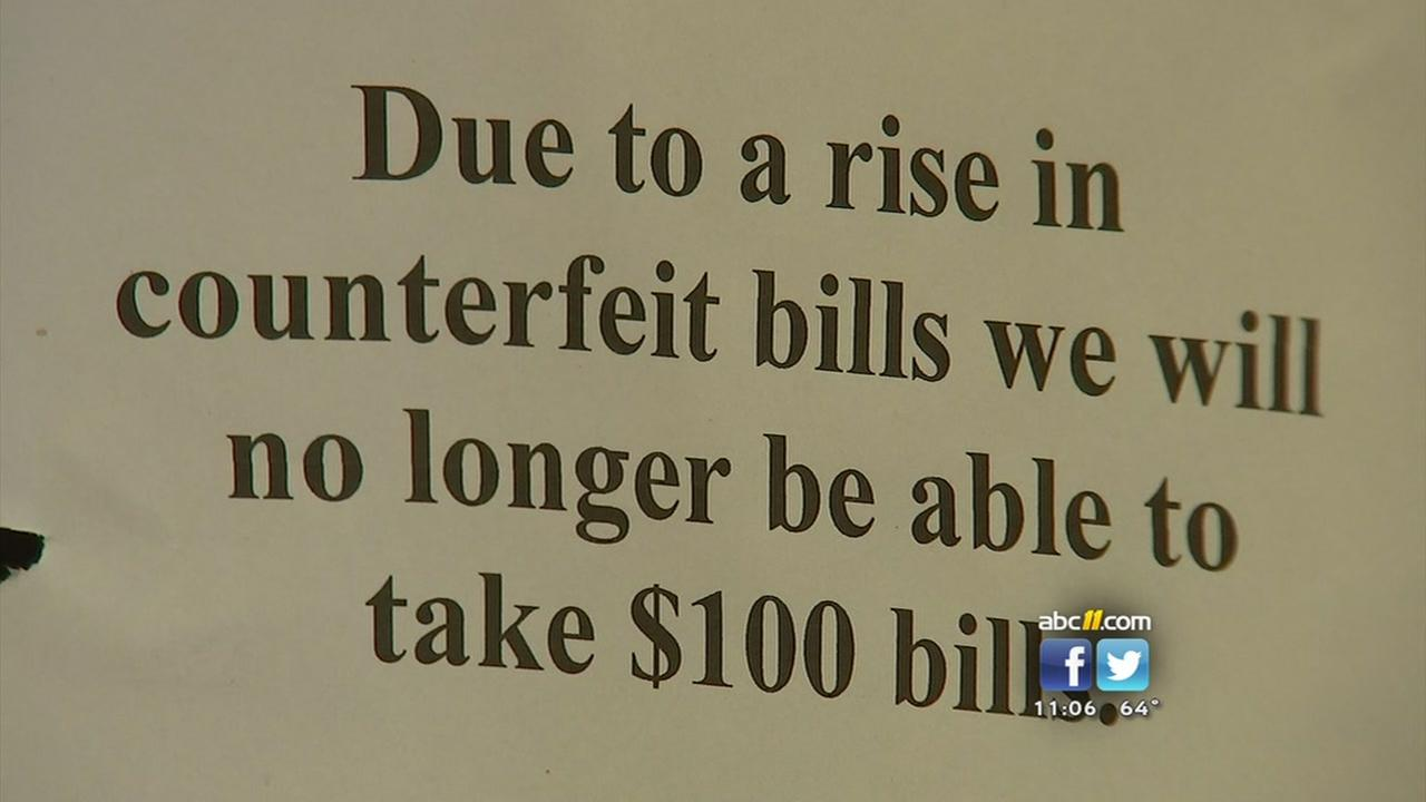 Counterfeit money making way through Fayetteville