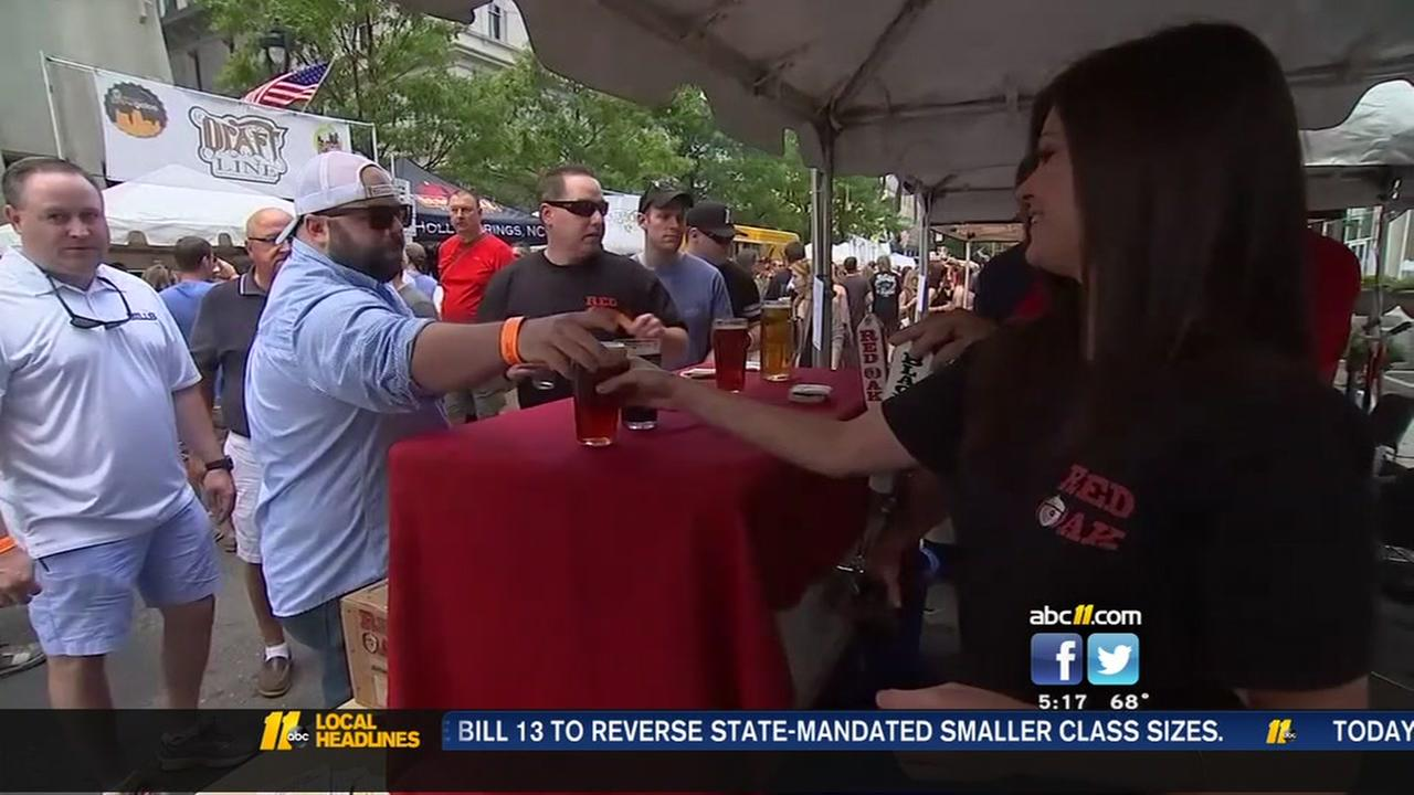 Brewgaloo returns to Raleigh