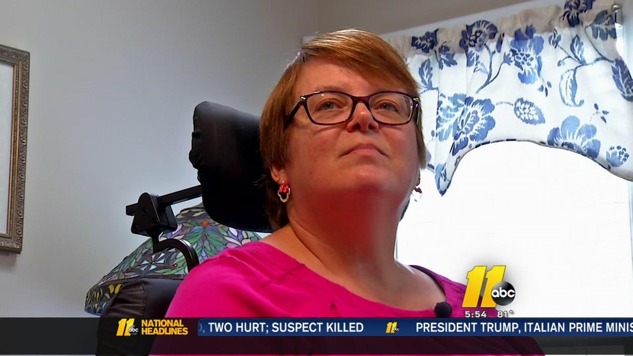 At 59, she got college degree, now she faces new challenge - ALS