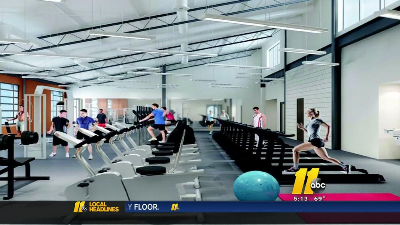 YMCA comes to downtown Raleigh