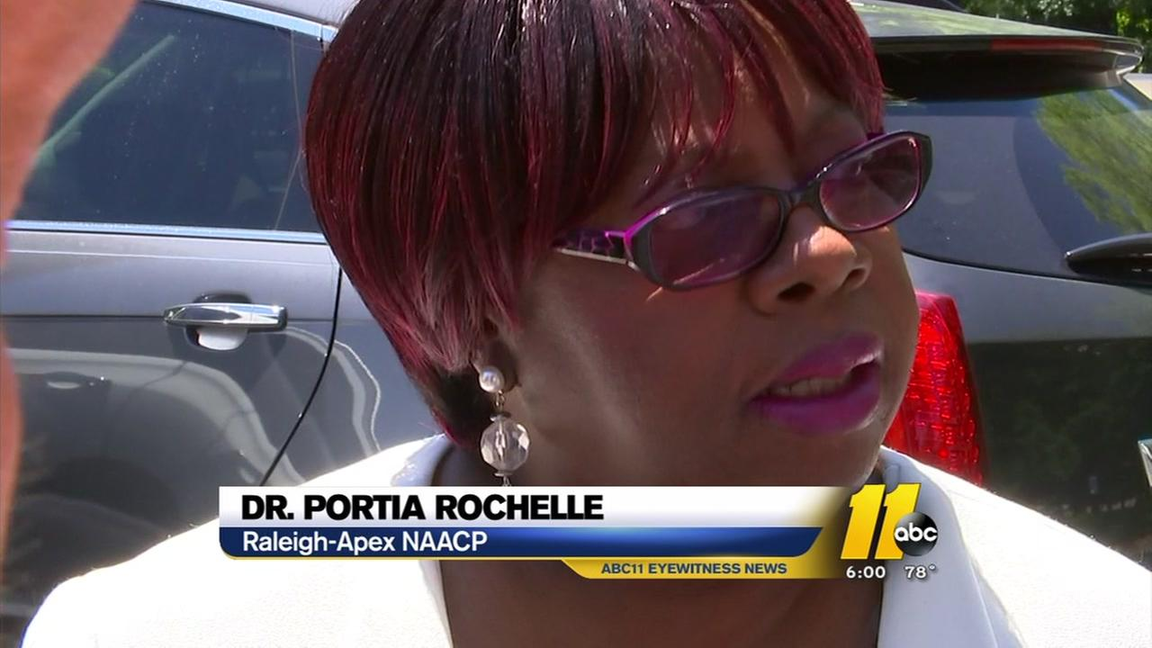 Meeting addresses race concerns in Wake County schools